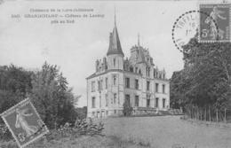 GRANDCHAMP: Chateau De Launay Pris Au Sud - Otros Municipios