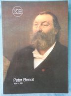 01 - Peter Benoit 1834-1901 - Luc Leytens & Marc Somers - 1984 - History