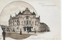 AK 0868  Wien - Kaiser Jubiläums-Stadttheater  Ca. Um 1900 - Wien Mitte