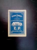 Carnet De Broderie COTONS PERNOLET  - Abécédaires Dessins - Old Paper