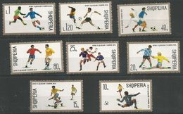 ALBANIA - MNH - Sport - Soccer - World Cup - World Cup