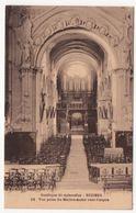 Beziers Basilique St Aprodise Vue Prise Du Maitre-autel - Beziers