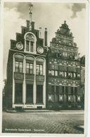 Deventer; Gemeente Spaarbank (Trapgevels) - Niet Gelopen. (Rembrandt - Utrecht) - Deventer