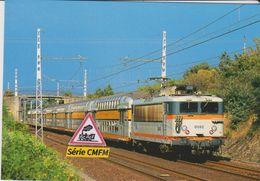 BB 8592 Avec Omnibus Paris-Le Mans, à Connerré (72) - - Trains