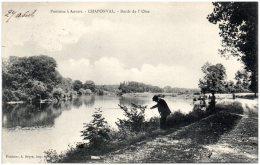 95 Pontoise à Auvers - CHAP0NVAL - Bords De L'oise - Other Municipalities