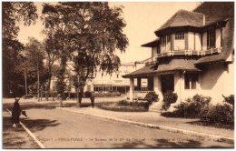 62 LE TOUQUET-PARIS-PLAGE - Le Bureau De La Ste De Touquet - Paris-Plage Et L'Ermitage Hotel - Le Touquet