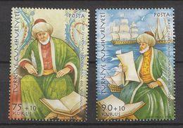 Turkey 2009, Katip Celebi-Ship-Bird (2) Mnh - 1921-... República