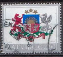 Latvia Used Stamp - Stamps
