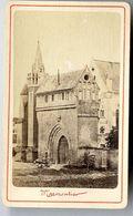 MARMOUTIER  VERS  1883  PHOTO SUR UN SUPPORT CARTONNE - Photographie