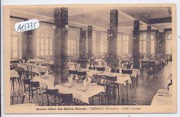 TREBOUL- GRAND HOTEL DES SABLES BLANCS- SALLE A MANGER - Tréboul
