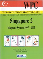 World Phonecard Catalogue, Singapore 2. - Phonecards