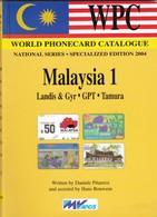 World Phonecard Catalogue, Malaysia 1. - Phonecards