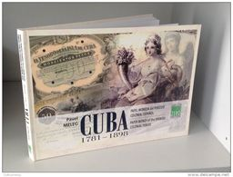 CUBA Publication Paper Money Of The Spanish Colonial Period , 1781-1898 By Pavel Meleg - Cuba