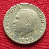 Haiti 10 Centavos 1958  F1ºº - Haïti