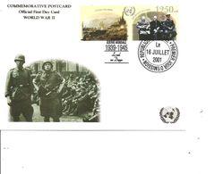 Guerre 40/45- Le Raid Sur Dieppe ( CM De Guinée De 2001 à Voir) - WW2