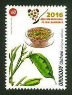 Uruguay (2016) - Set -  /  Food - Gastronomie - Gastronomy - Gastronomia - Levensmiddelen