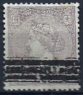 ESPAÑA 1866.-ISABEL II EDIFIL 85 - 1850-68 Königreich: Isabella II.
