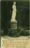 AUSTRIA - SALZBURG - KAISERIN ELISABETH DENKMAL - EDIT WURTHLE 1900s (2483) - Salzburg Stadt