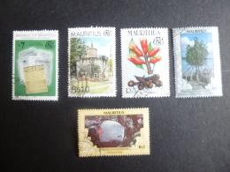 MAURITIUS SG MISC - Mauritius (1968-...)