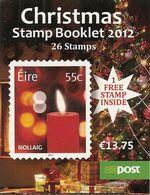 IRELAND, Booklet 172, 2012, Christmas - Markenheftchen