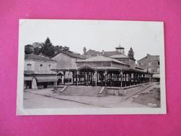 CIVRAY - Les Halles - Civray