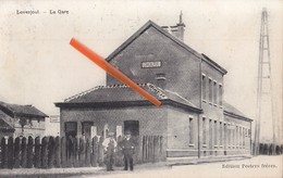 LOVENJOEL - La Gare - Bierbeek