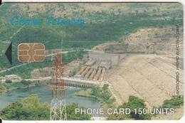 GHANA - Akosombo Dam, Antenna, 11/05, Used - Ghana