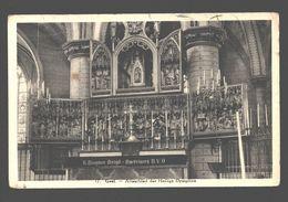Geel - Altaarblad Der Heilige Dymphna - Geel