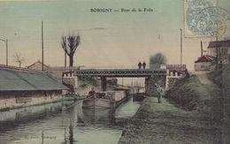 BOBIGNY : Pont De La Folie - Bobigny