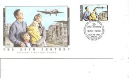 Histoire - Guerre Froide ( FDC Des Marshall De 1998 à Voir) - Histoire