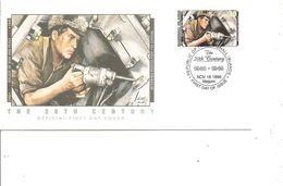 Marshall ( FDC De 1998 à Voir) - Marshall
