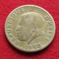 Haiti 20 Centavos 1956  F3ºº - Haïti