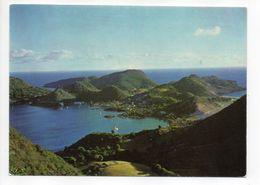 Guadeloupe -- Vue Aérienne --Rade De Terre De Haut--Les Saintes - Guadeloupe