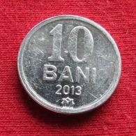 Moldova 10 Bani 2013 KM# 7 Moldavia - Moldova