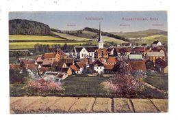 6416 POPPENHAUSEN / Rhön, Ortsansicht, 1929 - Fulda