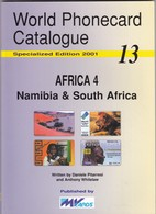 World Phonecard Catalogue - 13, Africa 4, Namibia And South Africa - Phonecards