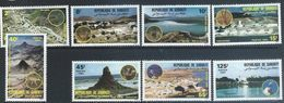 Djibouti 1984  Sc#573-80 Wildlife Set Of 8  MNH**  2016 Scott Value $8.15 - Djibouti (1977-...)