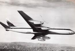 Avion De Transport Americain DC-8 Douglas Aircraft Co Ancienne Photo De Presse 1959 - Aviation