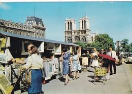LES BOUQUINISTES DES QUAIS DE LA SEINE (dil346) - Petits Métiers à Paris
