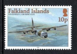 FALKLAND ISLANDS 2008 Definitive (Aircraft) 10p: Single Stamp UM/MNH - Falklandinseln