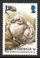 SOUTH GEORGIA 2004 Definitives (Juvenile Fauna) 1p: Single Stamp UM/MNH - South Georgia