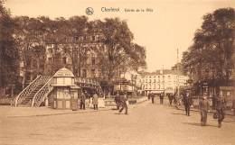 CHARLEROI - Entrée De La Ville - Charleroi