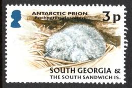 SOUTH GEORGIA 2004 Definitives (Juvenile Fauna) 3p: Single Stamp UM/MNH - South Georgia