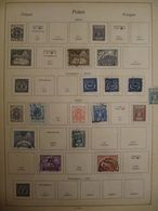 Ancient Poland Stamps Before 1936, See Pics! - Polen