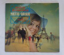 Vinyl LP : Yvette Giraud World Hit Pops Vol. 9 Victor Japan KS-609 - World Music