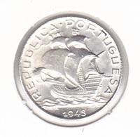 Portugal - 2 Escudos And 50 Centavos (2$50) 1943 - UNC - Portugal