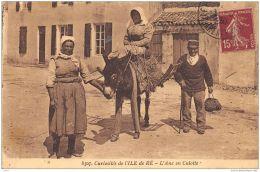 17-FOLKLORE DE L ILE DE RE-N°174-A/0121 - Ile De Ré
