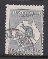 Australia SG 3 1913 Two Pence  Kangaroo,used, - Used Stamps