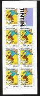 2000-FRANCE. CARNET N°BC3305** FETE DU TIMBRE.TINTIN - Journée Du Timbre