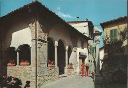 Cutigliano - Loggetta Dei Capitani Della Montagna - Pistoia